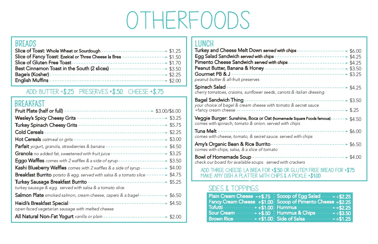 otherfoods